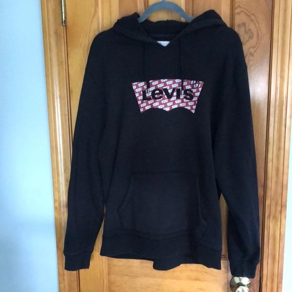 Men's or women's Levi's hoodie